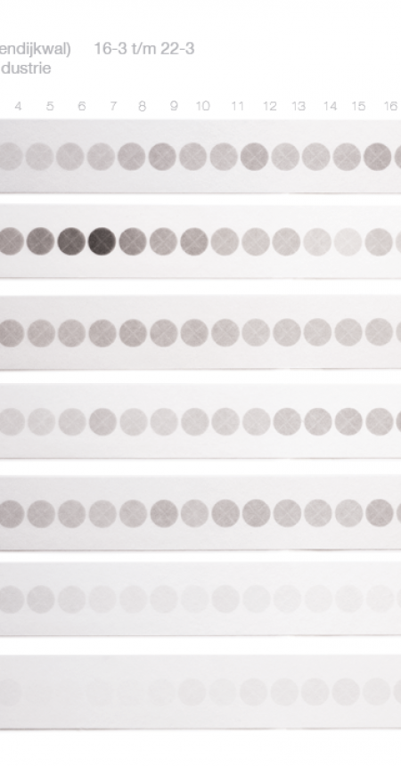 Fijnstof-data – 'Dots'