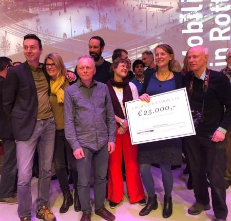 29 nov 2018 – Stadslab Luchtkwaliteit wint Job Dura Prijs 2018!